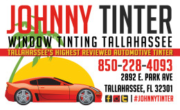 Johnny Tinter BCF