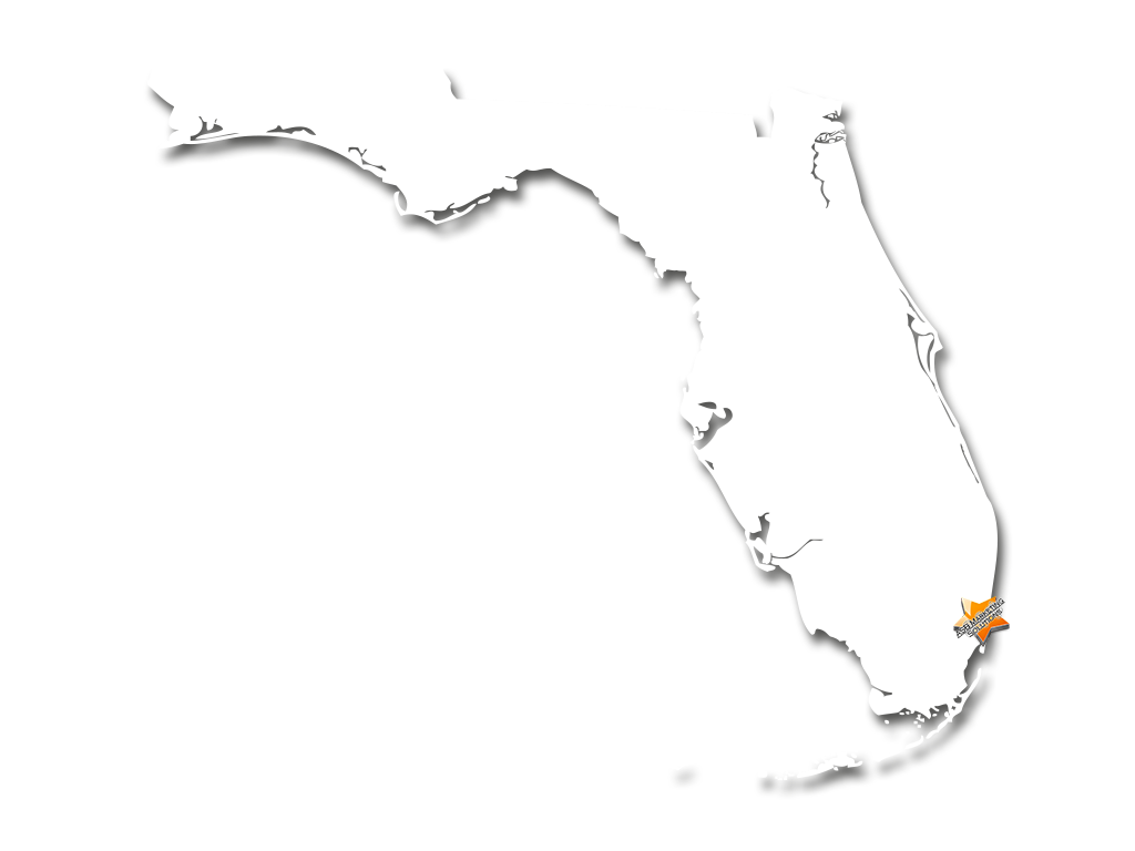 Miami FL ASB Marketing Solutions - Map florida counties printable